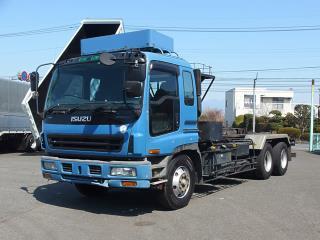 トラックサミット協議会 いすゞ KL-CYZ81Q3