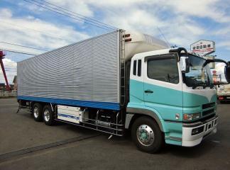 トラックサミット協議会 三菱 KL-FV54JUZ