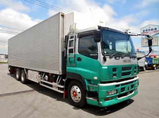 トラックサミット協議会 いすゞ PKG-CYL77V8