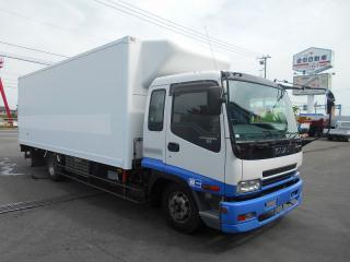 トラックサミット協議会 いすゞ PA-FRD34L4