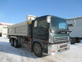 トラックサミット協議会 いすゞ KL-CYZ51P3