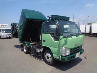 トラックサミット協議会 いすゞ TPG-NMR85AN