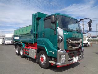 トラックサミット協議会 いすゞ QKG-EXD52AD