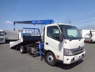 トラックサミット協議会 日野 2KG-FC2ABG