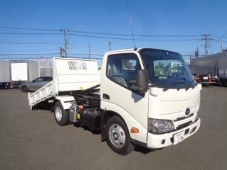 トラックサミット協議会 日野 2PG-FE2ABA