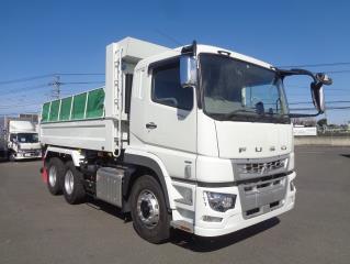 トラックサミット協議会 三菱 2PG-FV70HX