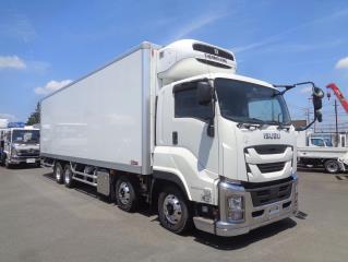 トラックサミット協議会 いすゞ QDG-EXD52AJ
