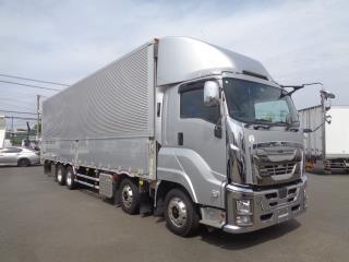 トラックサミット協議会 いすゞ QKG-EXD52BE