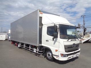 トラックサミット協議会 日野 TPG-FD7JLAG