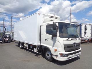 トラックサミット協議会 三菱 2KG-FK61F