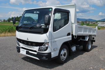 トラックサミット協議会 三菱 2PG-FS74HZ