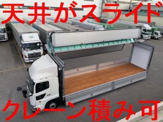 トラックサミット協議会 日野 2KG-FW1EHG