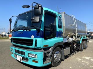 トラックサミット協議会 いすゞ PJ-CYM51Q5